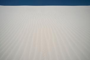 ホワイトサンズの写真素材 [FYI01790337]