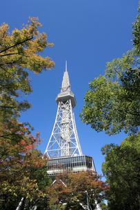 テレビ塔の写真素材 [FYI01790573]