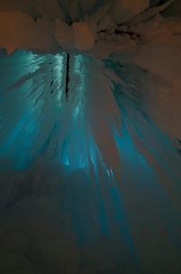 2015層雲峡氷瀑祭りの写真素材 [FYI01790609]