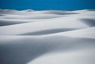 ホワイトサンズの写真素材 [FYI01790631]