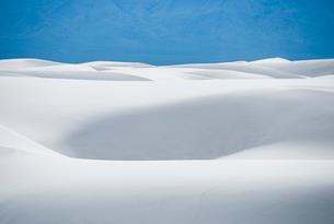 ホワイトサンズの写真素材 [FYI01790637]