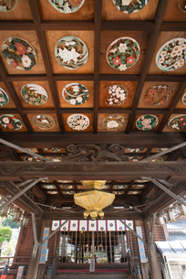 78番郷照寺大師堂の写真素材 [FYI01790691]