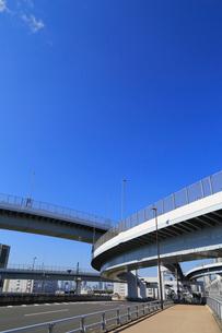 首都高速東雲ジャンクションの写真素材 [FYI01790696]