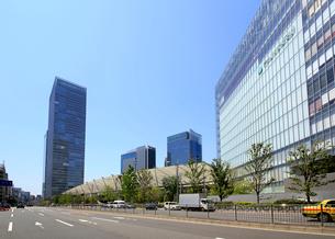 東京駅八重洲口の写真素材 [FYI01790880]