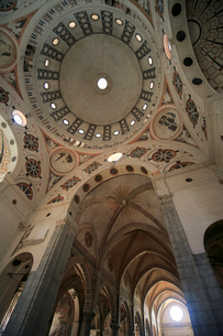 サンタ・マリア・デッレ・グラツィエ教会の写真素材 [FYI01790889]