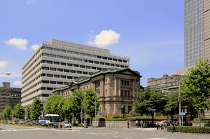 日本銀行の写真素材 [FYI01790894]