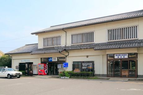 JR関駅の写真素材 [FYI01790935]