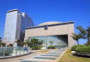 愛知芸術文化センターの写真素材 [FYI01791001]