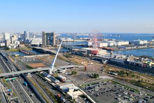 臨海副都心の風景の写真素材 [FYI01791022]