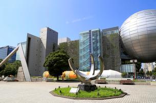 名古屋市科学館の写真素材 [FYI01791045]