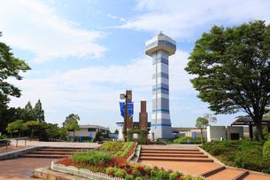 国営木曽三川公園センターの写真素材 [FYI01791157]