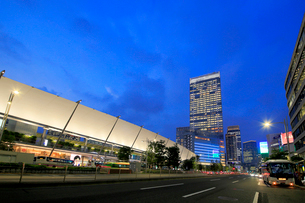 東京駅八重洲口の写真素材 [FYI01791223]