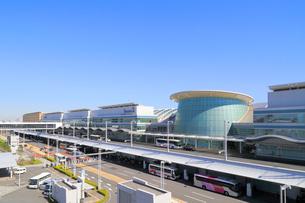 羽田空港の写真素材 [FYI01791335]