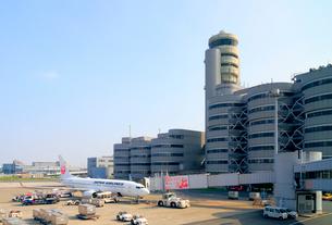 羽田空港の写真素材 [FYI01791365]