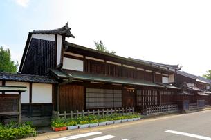 中山道太田宿脇本陣の写真素材 [FYI01791500]