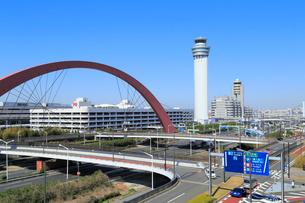 羽田空港の写真素材 [FYI01791531]