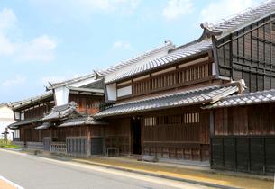 旧太田脇本陣林家住宅の写真素材 [FYI01791630]