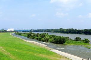 木曽川の写真素材 [FYI01791693]