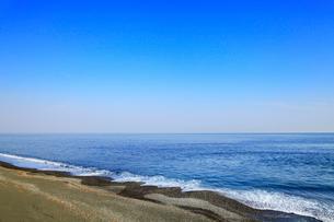 青海海岸の写真素材 [FYI01791777]