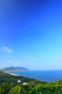 沖縄・石垣島 玉取崎展望台から望む海の写真素材 [FYI01792015]