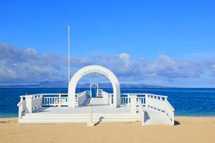 オクマビーチの写真素材 [FYI01792059]