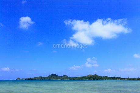 沖縄・石垣島 底地ビーチの写真素材 [FYI01792113]