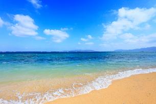 沖縄・石垣島 フサキビーチの写真素材 [FYI01792150]