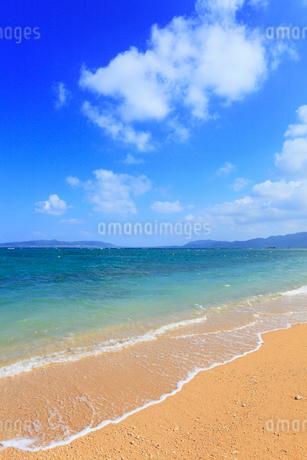 沖縄・石垣島 フサキビーチの写真素材 [FYI01792210]