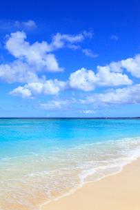 瀬底島の瀬底ビーチの写真素材 [FYI01792264]