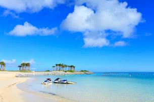 エメラルドビーチの写真素材 [FYI01792342]
