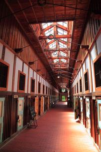 博物館網走監獄の写真素材 [FYI01792381]