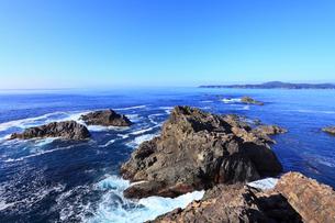 碁石海岸の写真素材 [FYI01792494]
