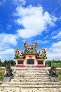 沖縄・石垣島 唐人墓の写真素材 [FYI01792851]