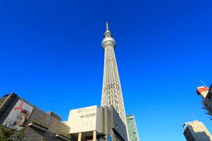 東京スカイツリータウンの写真素材 [FYI01793045]
