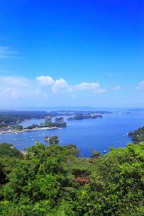 松島 大高森 壮観の写真素材 [FYI01793222]