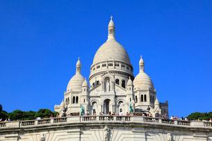 サクレ・クール聖堂の写真素材 [FYI01793415]