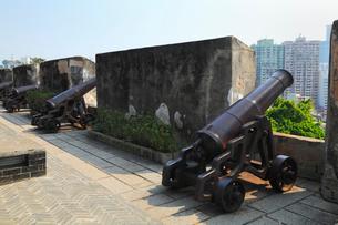 モンテの砦の写真素材 [FYI01793656]