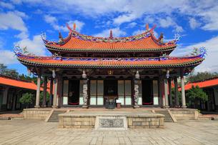 孔子廟の写真素材 [FYI01793728]