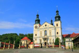 カルヴァリア・ゼブジドフスカ巡礼公園の大修道院の写真素材 [FYI01794072]