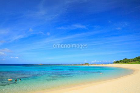 奄美大島 土盛ビーチの写真素材 [FYI01794975]