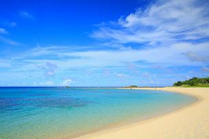 奄美大島 土盛ビーチの写真素材 [FYI01795040]
