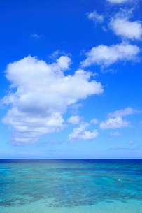 与論島 兼母海岸の写真素材 [FYI01795098]