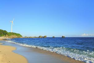 与論島 前浜海岸の写真素材 [FYI01795216]