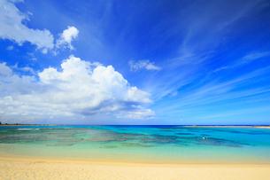奄美大島 土盛ビーチの写真素材 [FYI01795679]