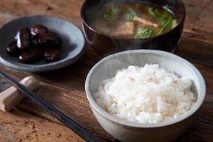 麦ご飯の写真素材 [FYI01796797]
