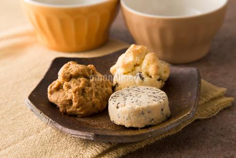 クッキーの写真素材 [FYI01797303]