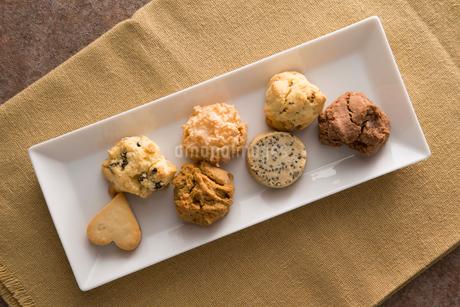 クッキーの写真素材 [FYI01797334]