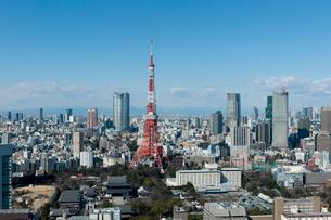 東京タワーの写真素材 [FYI01797626]