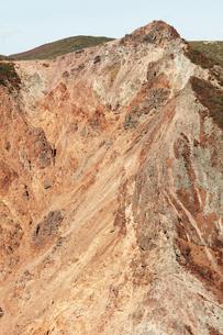 那須岳トレッキングの写真素材 [FYI01797705]
