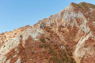 那須岳トレッキングの写真素材 [FYI01797736]